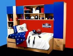 Muebles para la casa, Dormitorio Dalí
