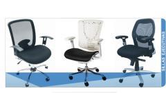 Sillas de oficina ergonómica