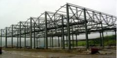 Estructuras metalicas galvanizadas en caliente