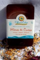 Jabones de Glicerina, Mimos de cacao