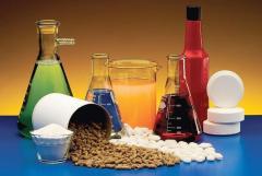 Productos Químicos, diferente