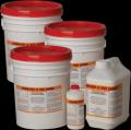 Materiales astringentes, latex para morteros de cemento Adesi-top 405