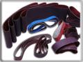 Bandas y cintas de tela abrasiva