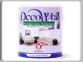 Pintura resistente a la intemperie para uso en interiores, Decowall colores de antaño