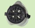 Respirador antipolvo con filtro de fieltro