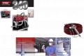 Maquinas electricas de aspercion de pintura, marca Titan modelo 340