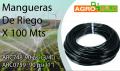 Manguera Riego Agrícola 3/4 Pulgada X 100m C40