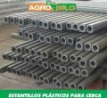 Postes Plásticos Para Cerca En Fabricados En Pvc Y Madera