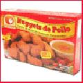 Nuggets de Pollo Empanado