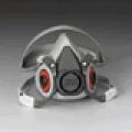 Respirador media cara mod.6200