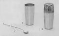 Vaso mezclador de cocteles
