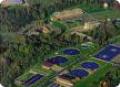 Productos químicos para la tratamientos de aguas industriales y municipales