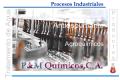 Productos químicos para la producción industrial