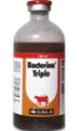 Medicamentos veterinarios para el ganado, Bacterina triple