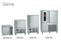 Abatidor de temperatura ATM-102