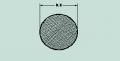 Barras aluminio redondas