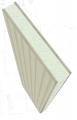 Calentar paneles aislantes, Fibropanel