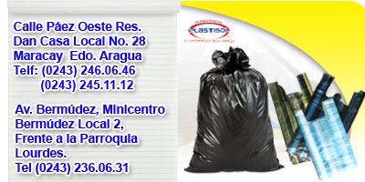 Plastisol Distribuidora, C.A., Maracay
