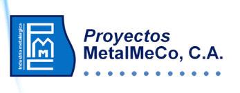 Proyectos MetalMeCo, C.A., Cua