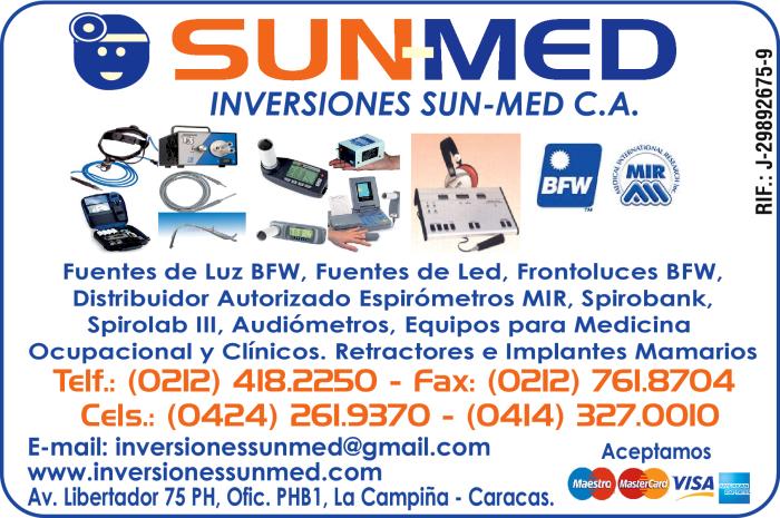 Inversiones Sun-Med, C.A, Caracas