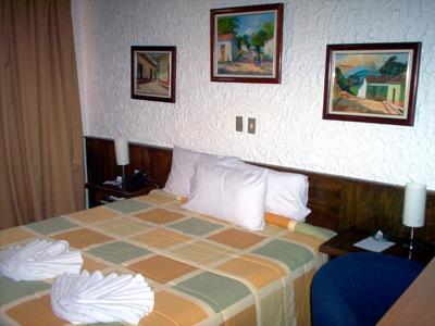 Pedido Habitación V.I.P en Hotel en Mérida