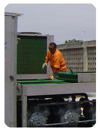 Pedido Mantenimiento de sistemas de aire acondicionado