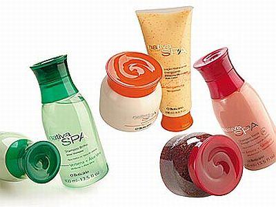 Pedido Comercio de cosméticos