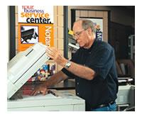 Pedido Centro de Impresión y Fotocopiado