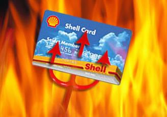 Pedido Tarjetas de combustible para las personas