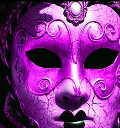 Pedido Máscara Veneciana