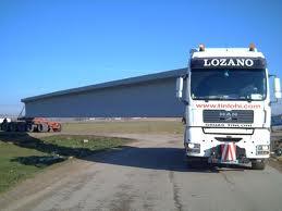 Pedido Logistica por Carreteras