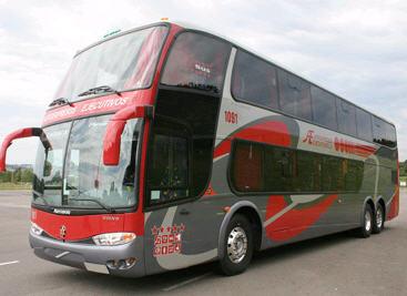 Pedido Autobus D1800 Buscama