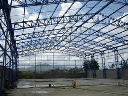Pedido Construcción de Estructuras