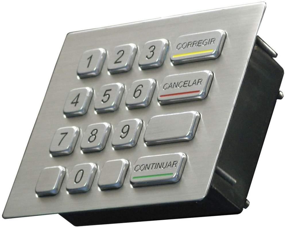 Pedido Instalación de sistemas del control de acceso