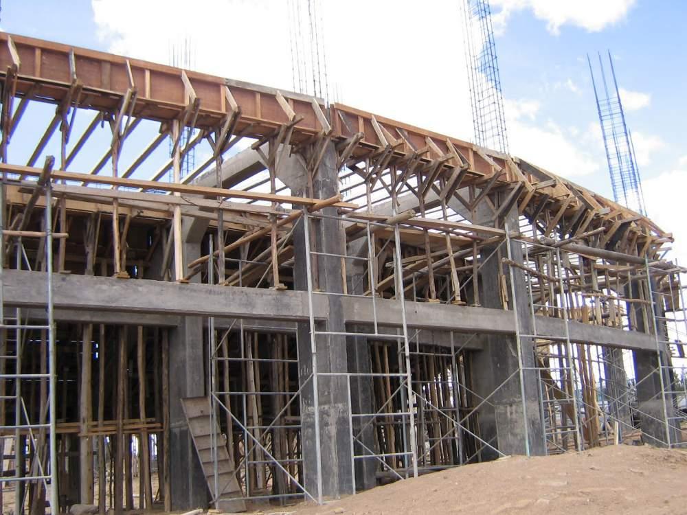 Pedido Construcción civil