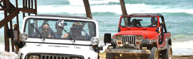Pedido Excursión Jeep Tour