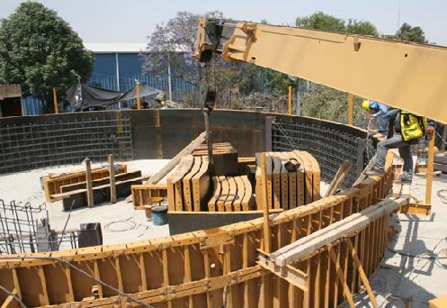 Pedido Construccion de obras hidraulicas
