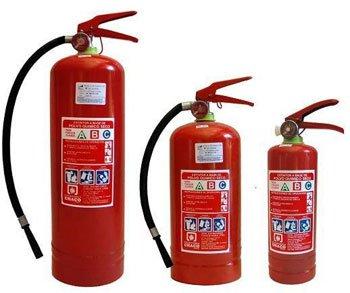 Pedido Seguridad contra incendio