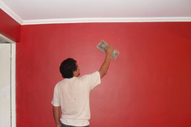 Pedido Trabajos de pintura