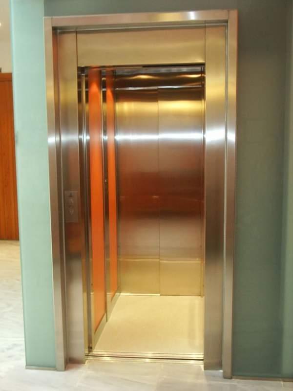 Pedido Modernización de ascensores