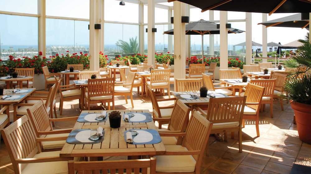 Pedido Restaurante en el hotel