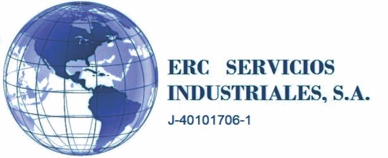 Pedido ERC Servicios Industriales, S.A