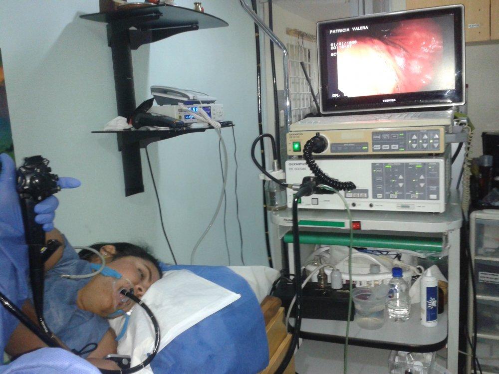 Pedido Videogastrocopia