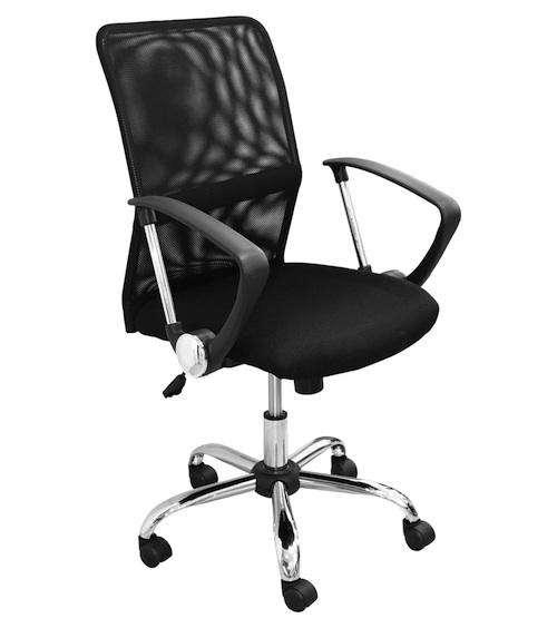 Pedido Sillas y muebles para oficinas