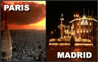 Pedido Paris - Madrid