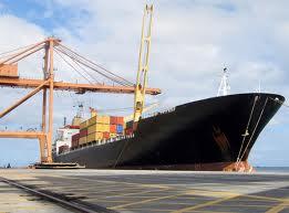 Pedido Logistica maritima