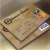Pedido Tarjetas de Credito