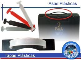Pedido Fabricación de productos plásticos
