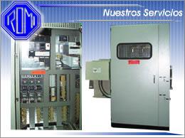 Pedido Fabricación de equipo eléctrico