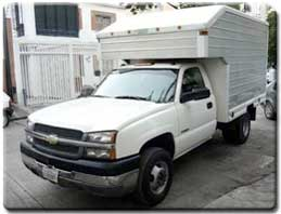 Pedido Transporte y servicios logísticos